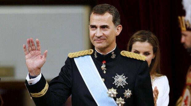 король Испании Филиппе VI