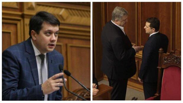Сговор Зеленского и Порошенко: Разумков заявил о новой топ-должности экс-президента в Раде