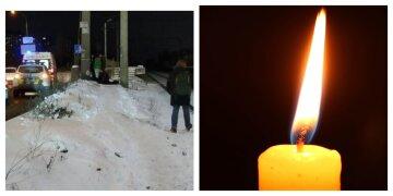 Намагався відскочити: у Києві електричка збила 18-річного хлопця, кадри трагедії