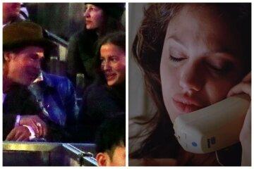 """Роман Брэда Питта с молоденькой моделью заставил Джоли понервничать: """"озабочена она только..."""""""