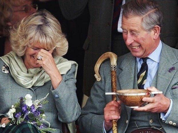 принц Чарльз, Камілла