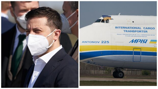 """«Все дуже просто: у Зеленського не побачили поганого, що маски з """"Мрії"""" опинилися на полицях супермаркетів"""