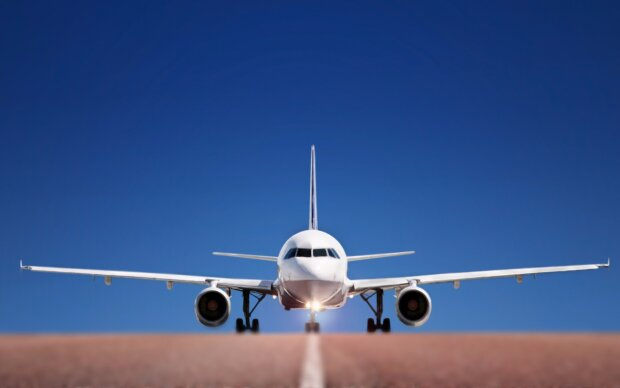 день гражданской авиации, самолет