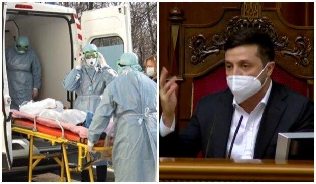 """Лікарі не побачать обіцяних грошей, Зеленський визнав помилку: """"Сплатити не вийде, тому що..."""""""
