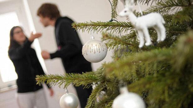 Новый год-Рождество-елка