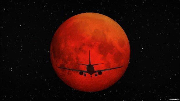 затемнення місяця