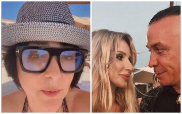 """""""Спалила Лободу!"""": беспардонная Лолита полезла целоваться к Тиллю Линдеманну, провокативное видео"""