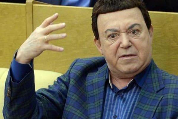 Кобзон видав, де живе Янукович