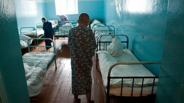 больница, условия
