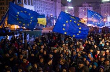 Украинцы, Евросоюз