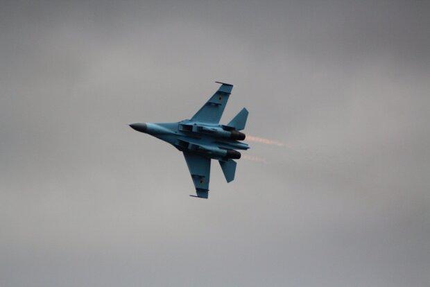 Украинский боевой пилот показал невероятный класс (видео)