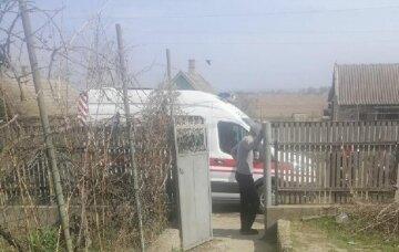 Приїхав до сина: трагедія сталася з чоловіком у будинку на Одещині, кадри НП