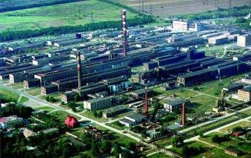 Запорожский титано-магниевый комбинат