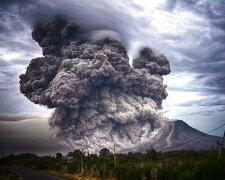 вулкан, извержение вулкана, катастрофа