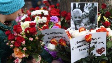 Весь город в слезах: в Кемерово хоронят погибших в «Зимней вишне», душераздирающие кадры