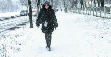 снег зима холод мороз погода