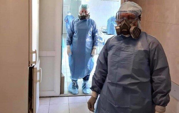 медики, больница, болезнь, коронавирус