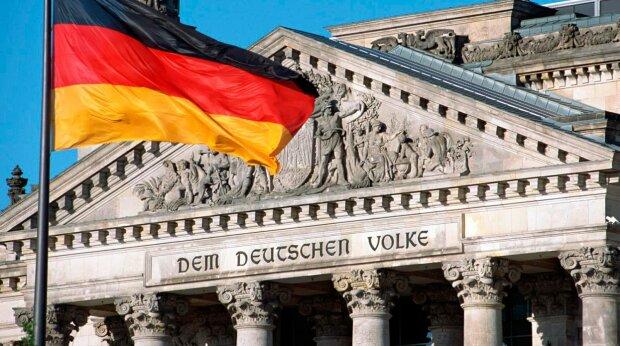 Германия, бундестаг, выбор