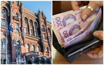 Нацбанк Украины, НБУ, деньги