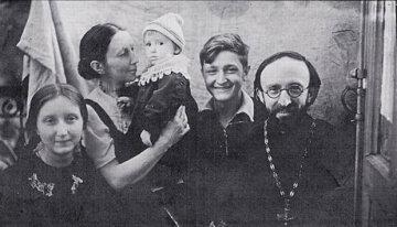 В УПЦ рассказали о священнике, который во время Второй мировой войны спасал евреев