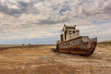 море, катастрофа