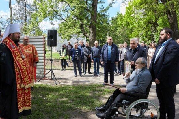 """В Харькове появится церковь высотой с 16-этажный дом: """"Онуфрий благословил"""""""