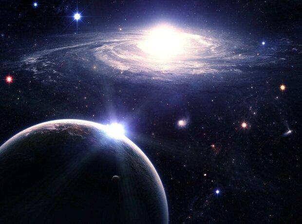 галактика космос