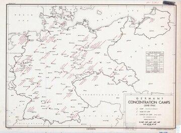 ЦРУ рассекретило тайные карты времен Второй мировой
