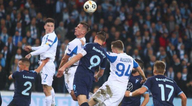Динамо і Мальме влаштували божевільну перестрілку з драматичною розв'язкою: не встояли на останній хвилині
