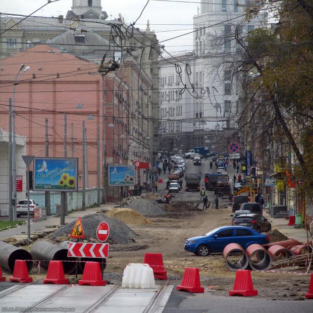 Московский проспект, ремонт
