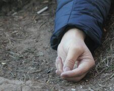 смерть самоубийство труп рука