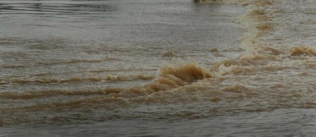 Наводнение, стихийное бедствие