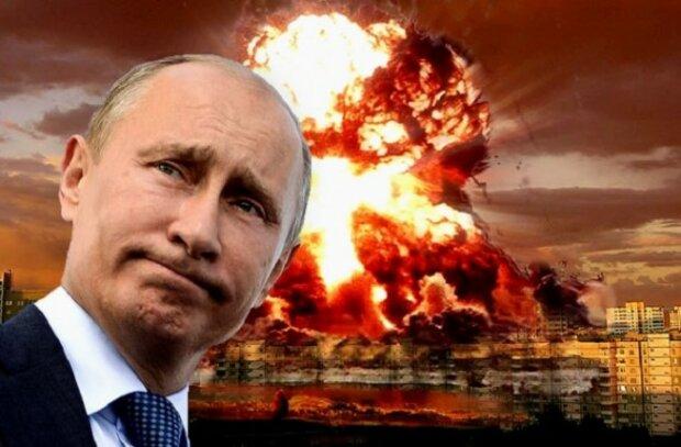 Путин, ядерный удар,