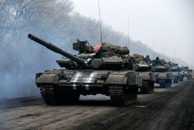 танки, война