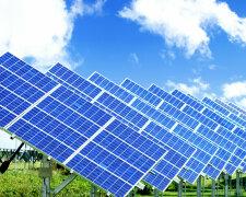 Солнечные батаери