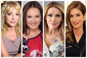 Орбакайте, Ротару, Сумська, Сінді Кроуфорд та інші зірки без макіяжу, чиїй красі позаздрять молоді: показові фото