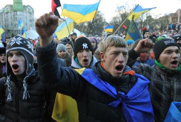 протесты, Украина
