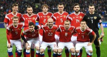 сборная России футбол