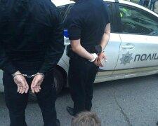 полиция, взятка