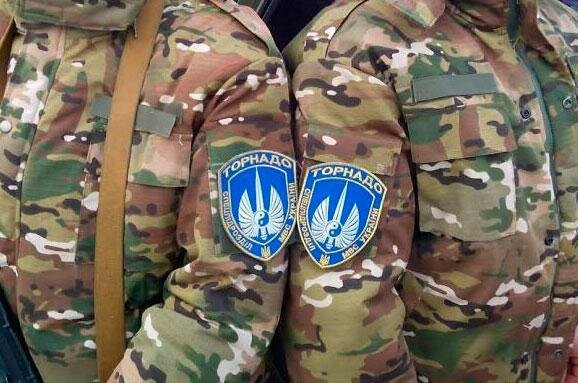 "батальон МВД ""Торнадо"""