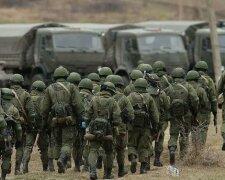 войска РФ, граница, Украина