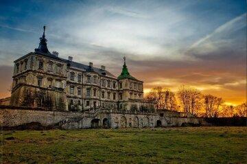 Самые загадочные замки Украины (фото)