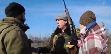 """Вооруженные люди устроили беспредел в заповеднике на Одесчине, видео: """"вели себя по-зверски"""""""