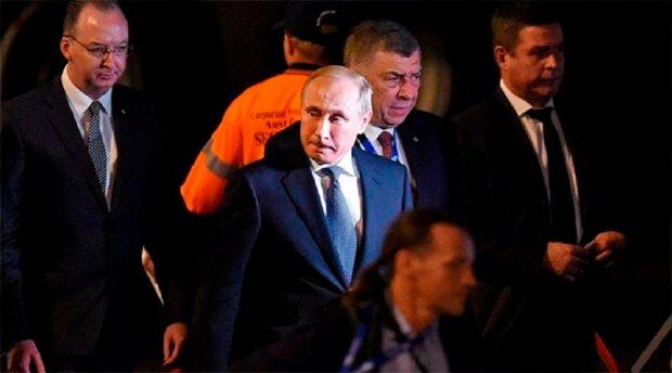 Путин окружение