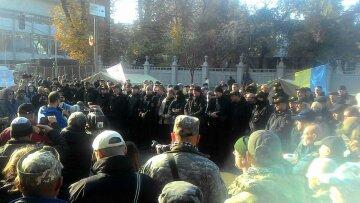 Будет переворот: Киев хотят взять штурмом, готовят захват военных складов