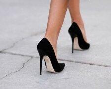 женщина туфли каблуки чиновница