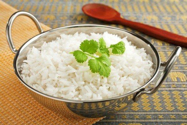 простой диета рис