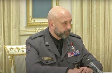 Кривонос розповів, як генерал-лейтенант Павловський звільнив Маріуполь