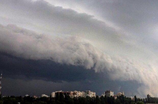 Непогода, тучи, дождь, Одесса