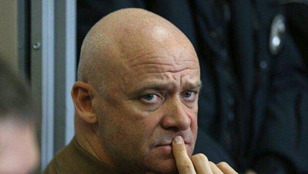Труханов, мэр Одессы